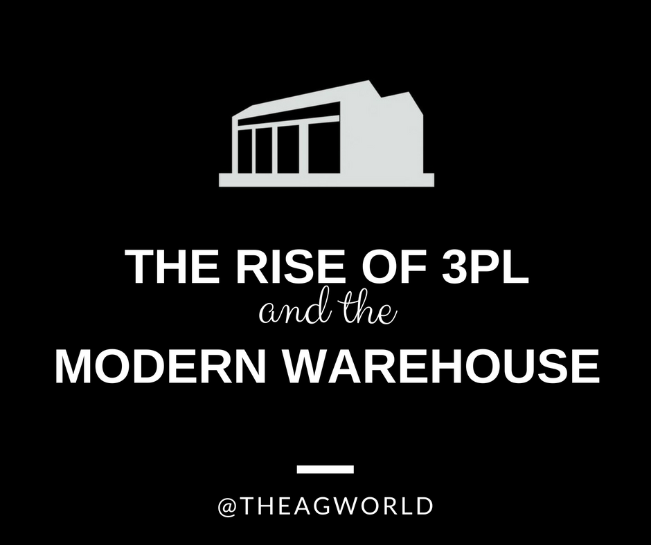 3PL Warehouse Social Media